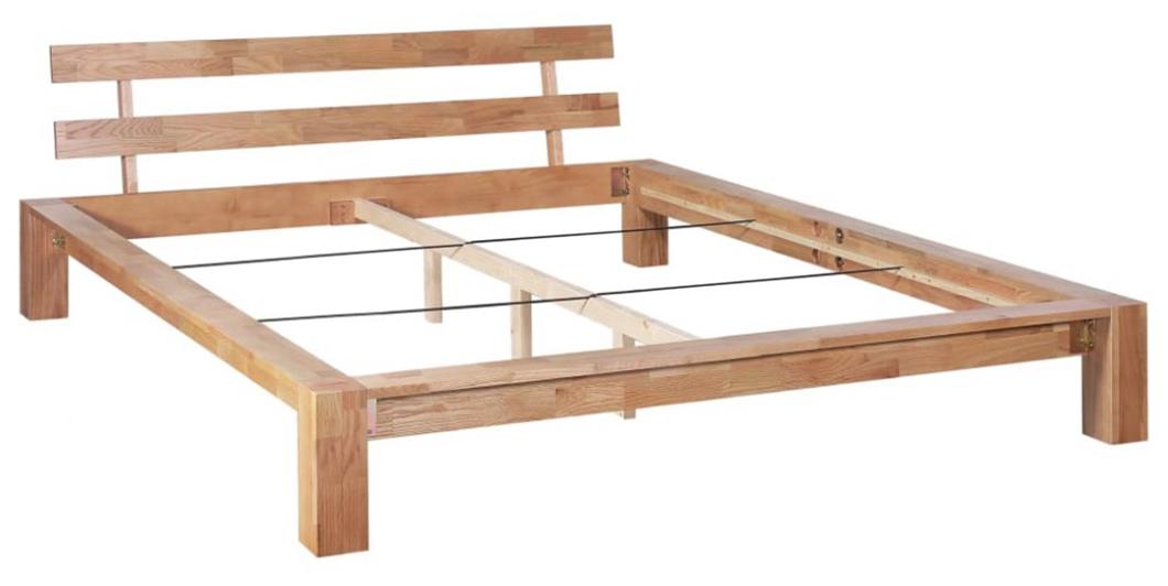 cadru pat de lemn