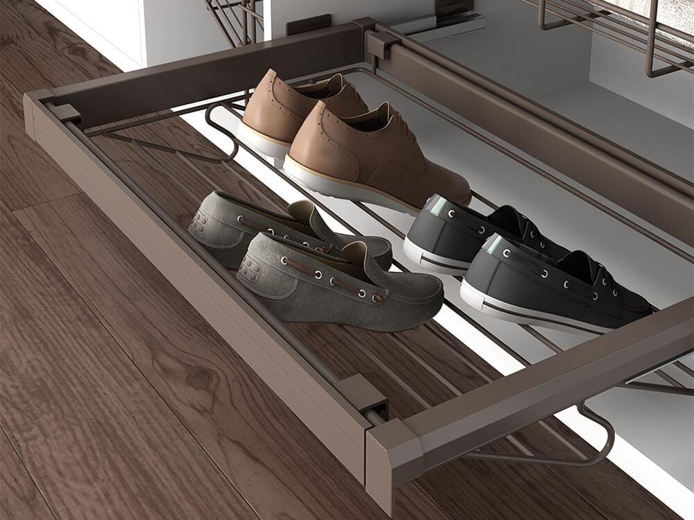 Suport pantofi pentru dressing