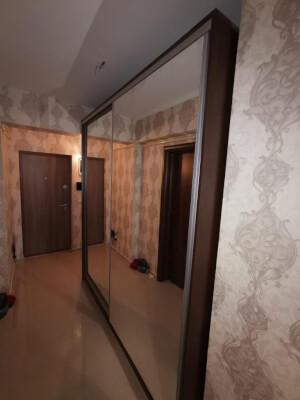 Dressing 2 uși glisante cu oglindă