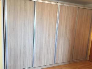 Dressing 4 uși glisante