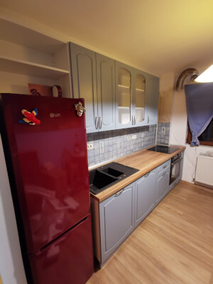Mobilă bucătărie clasică - imaginea 206