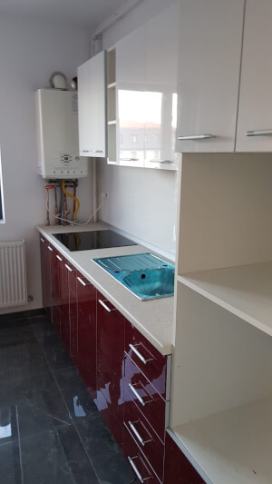 Mobilă bucătărie modernă - imaginea 168
