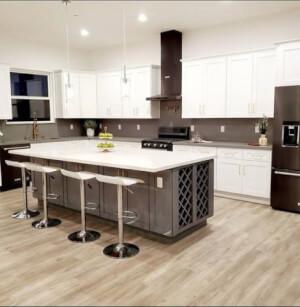 Mobilă bucătărie modernă - imaginea 213