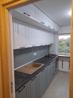Mobilă bucătărie modernă - imaginea 284
