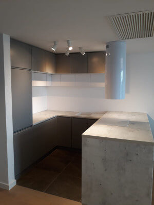 Mobilă bucătărie modernă - imaginea 295