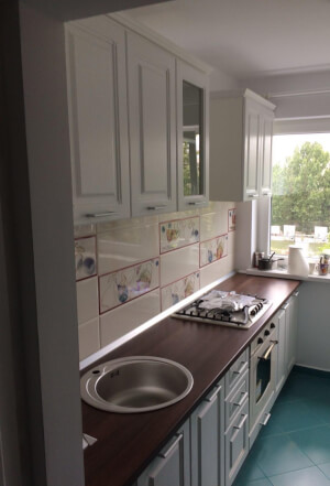 Mobilă bucătărie clasică - imaginea 14