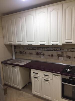 Mobilă bucătărie clasică - imaginea 33