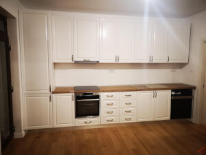 Mobilă bucătărie clasică - imaginea 34