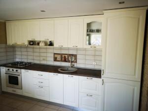 Mobilă bucătărie clasică - imaginea 8