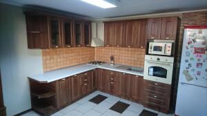 Mobilă bucătărie clasică - imaginea 80