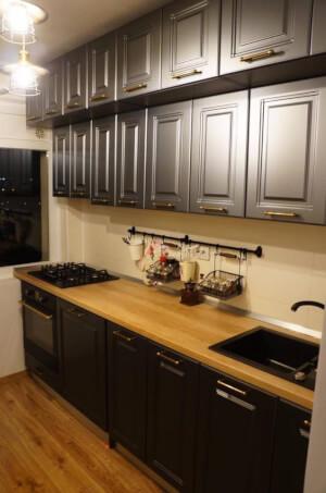 Mobilă bucătărie clasică - imaginea 82