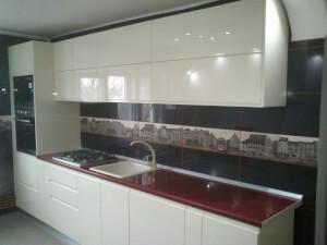 Mobilă bucătărie modernă - imaginea 3