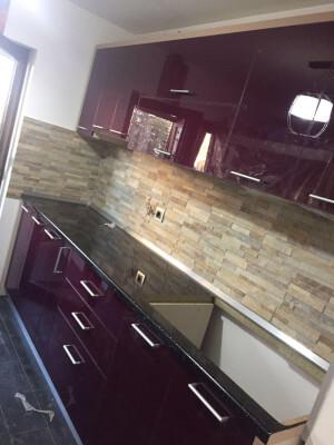 Mobilă bucătărie modernă - imaginea 36