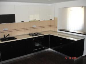 Mobilă bucătărie modernă - imaginea 5