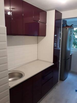 Mobilă bucătărie modernă - imaginea 51