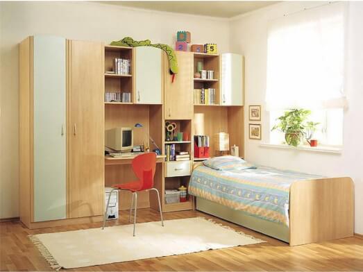 Dormitor tineret - model CONAN