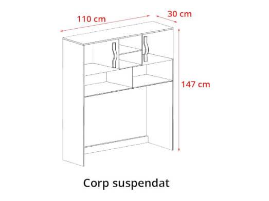 Corp-suspendat-cf