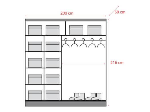 Dormitor-DOME-sonoma-cu-alb-cote-50