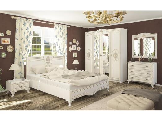 Mobilă dormitor - model MILAN