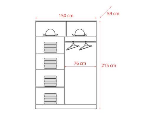 Dressing-EF1-150-componenta-ab