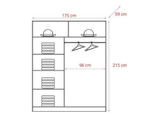 Dressing-EF2-175-compartimentre-2e