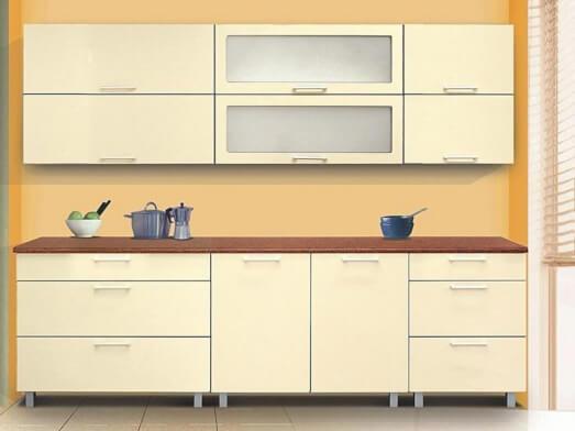 Mobilă bucătărie mică - model CARLA