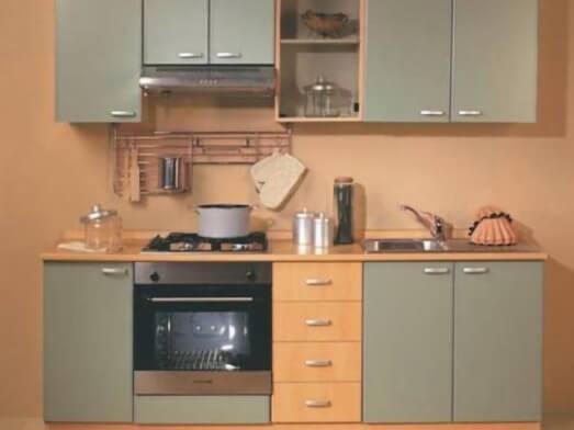 Mobilă pentru bucătărie - model VERDI