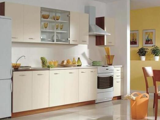 Mobilă de bucătărie - model CREME