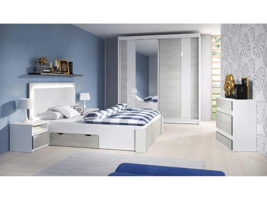Dormitor complet - model HELIOS