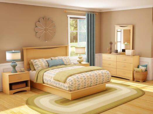 Mobilă dormitor - model CLASICO