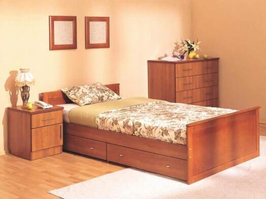 Mobilă dormitor - model ARCO