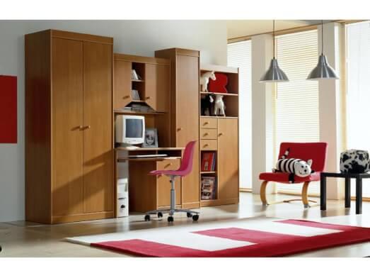 Mobilă dormitor tineret - model NOVA
