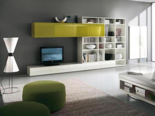 Mobilă de living modernă - model NISA