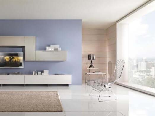 Mobilă de living modernă - model MINA