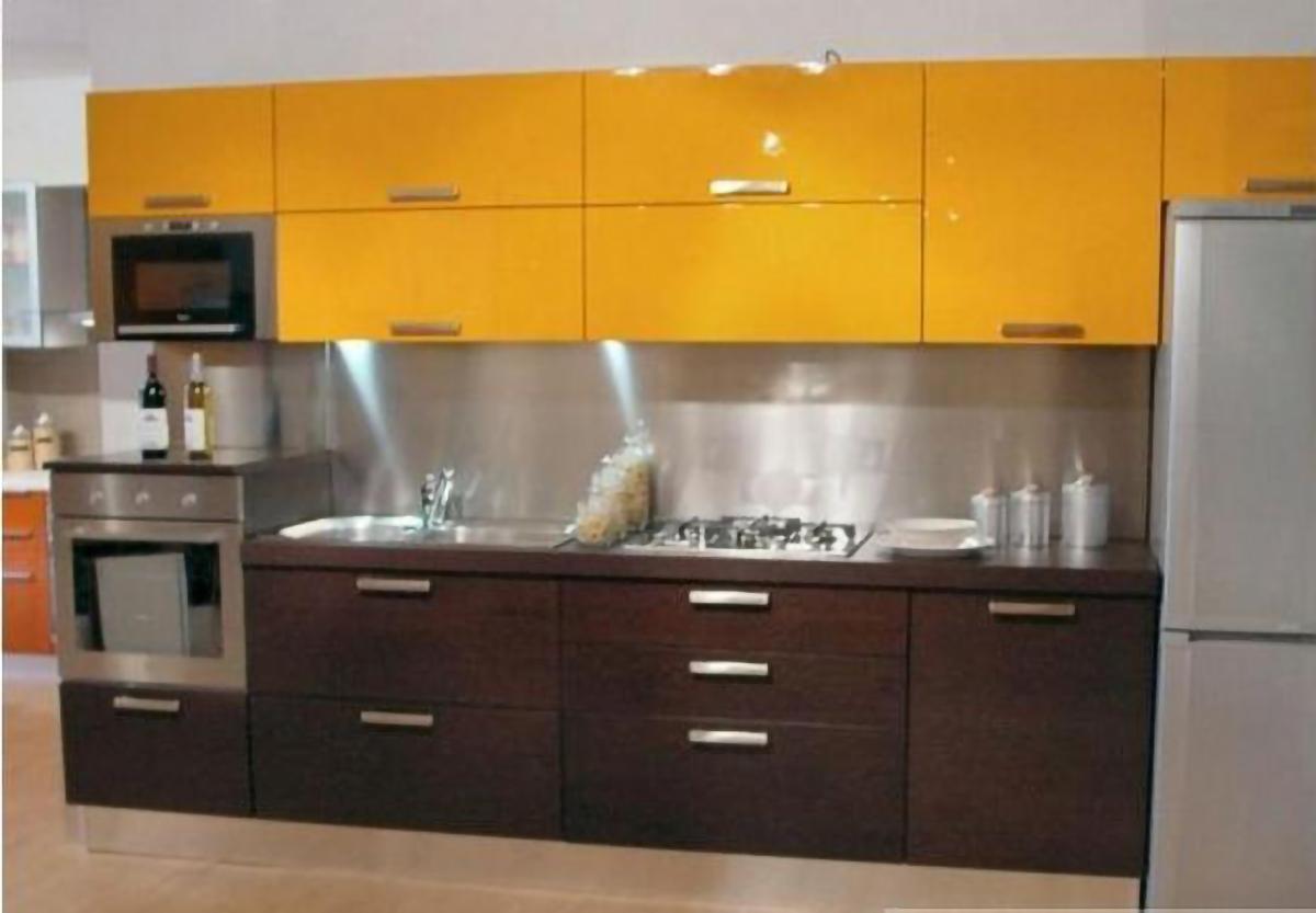 Mobilă bucătărie - model DUO