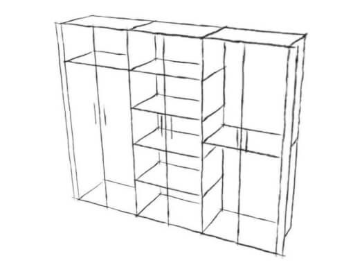 compartimentare-sifonier-cu-oglinzi-pe-usi-a0