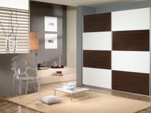 Dressing dormitor - model DUO