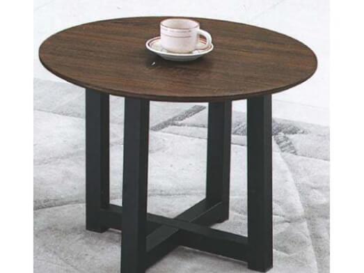 Măsuță de living rotundă, pentru cafea sau ceai - model AH14