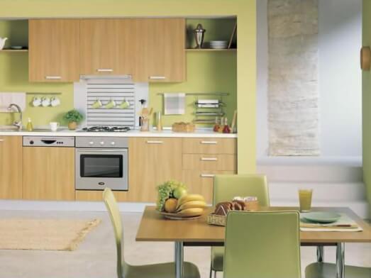 Mobilă bucătărie - model LUCA