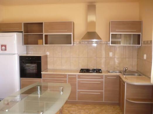Mobilă bucătărie pe colț - model EVA
