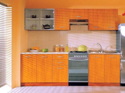 Mobilă de bucătărie - model CHERRY