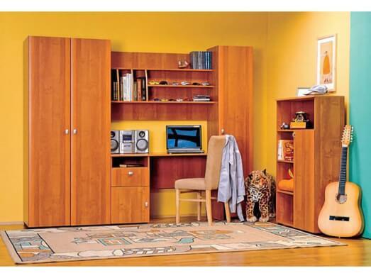 Mobilă dormitor tineret - model JOHN