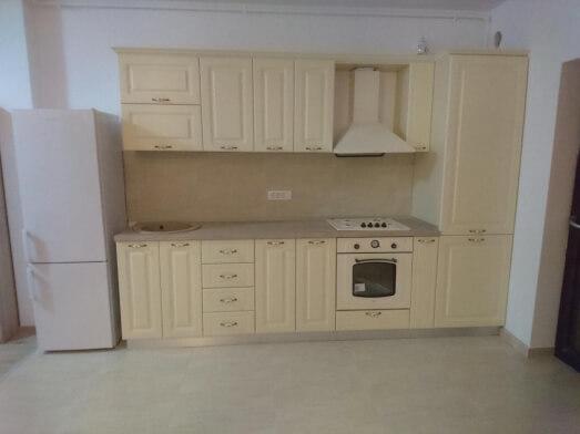 Mobilă bucătărie clasică, bej - model MOZART